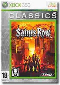 Saint's Row per Xbox 360