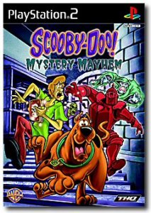 Scooby Doo! Mystery Mayhem per PlayStation 2