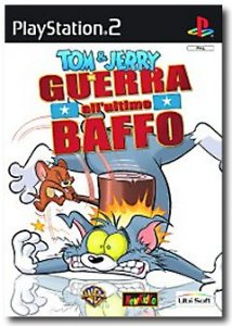 Tom & Jerry in guerra all'ultimo baffo per PlayStation 2
