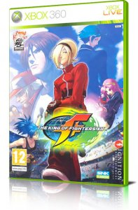 The King of Fighters XII per Xbox 360