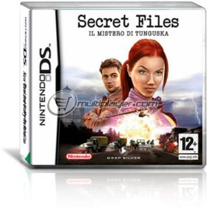 Secret Files: Il Mistero di Tunguska per Nintendo DS