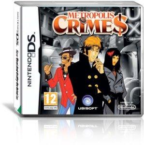 Metropolis Crimes per Nintendo DS