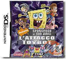 Spongebob e i Suoi Amici: L'Attacco dei Toybot per Nintendo DS