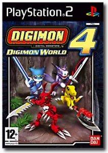 Digimon World 4 per PlayStation 2