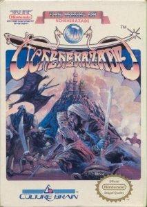 Magic of Scheherazade per Nintendo Entertainment System