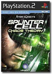Tom Clancy's Splinter Cell: Chaos Theory (Splinter Cell 3) per PlayStation 2