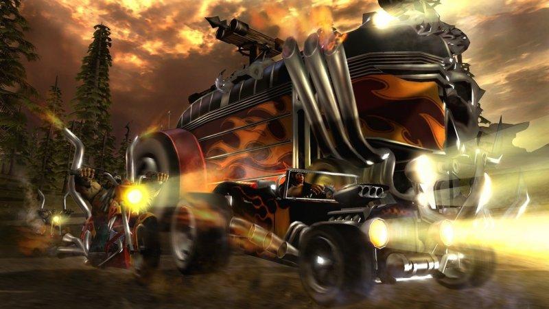 Nuovi DLC in arrivo per Brutal Legend