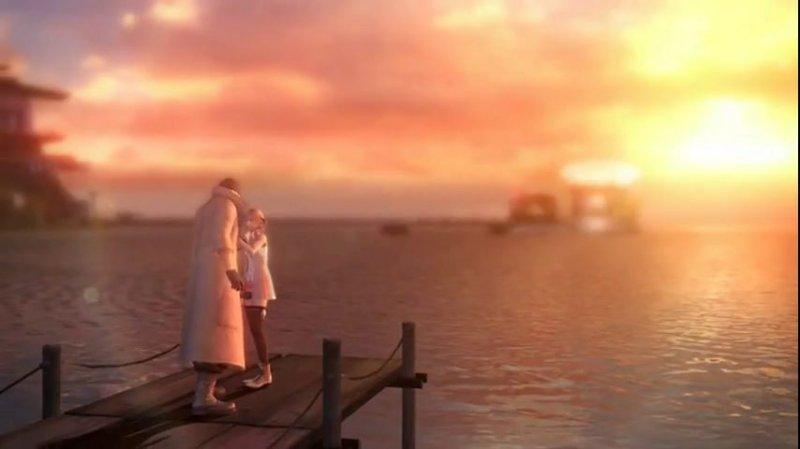 La confezione giapponese ufficiale di Final Fantasy XIII
