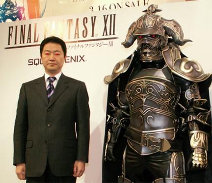 2 o 3 nuove produzioni di alto livello per Square Enix