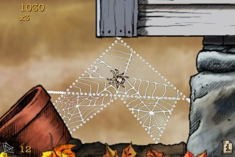 Nella tela del ragno