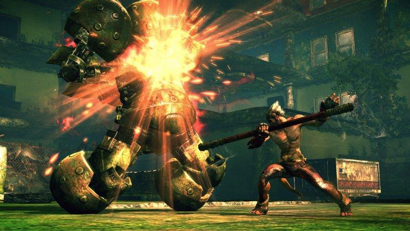 Il nuovo action targato Ninja Theory