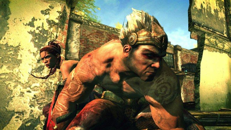 Namco Bandai annuncia ufficialmente Enslaved, prime immagini