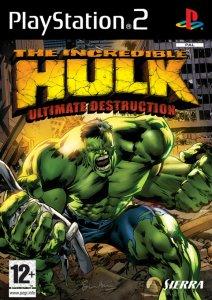 The Incredible Hulk: Ultimate Destruction per PlayStation 2