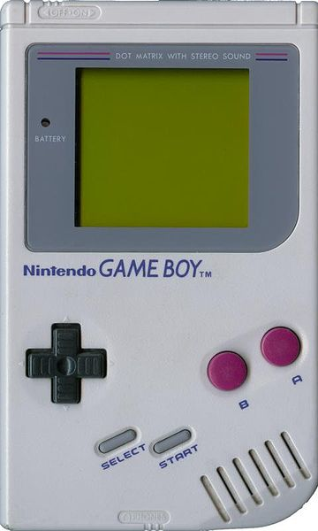 Retro Hardware - Gameboy