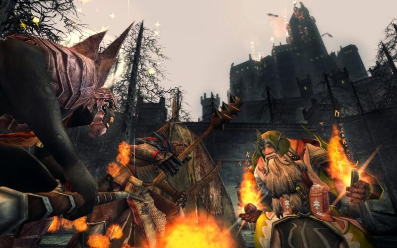 Lord of the Rings Online gratis in ritardo per motivi contrattuali