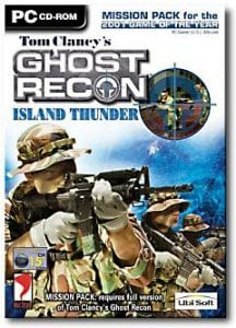 Tom Clancy's Ghost Recon: Island Thunder per PC Windows