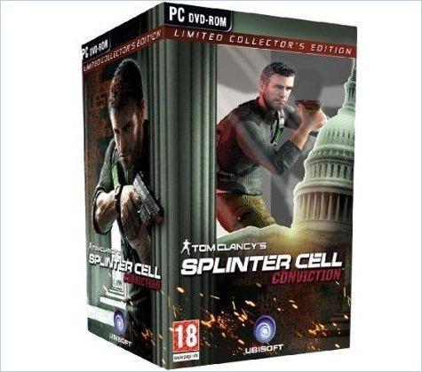 I dettagli della Limited Edition di Splinter Cell: Conviction