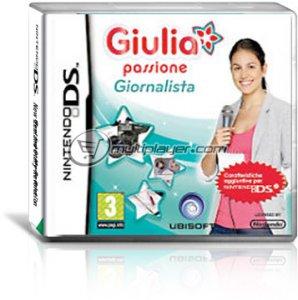 Giulia Passione Giornalista per Nintendo DS