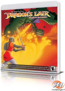 Dragon's Lair HD per PlayStation 3