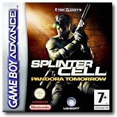Tom Clancy's Splinter Cell: Pandora Tomorrow per Game Boy Advance