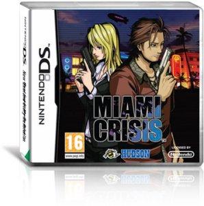 Miami Crisis per Nintendo DS