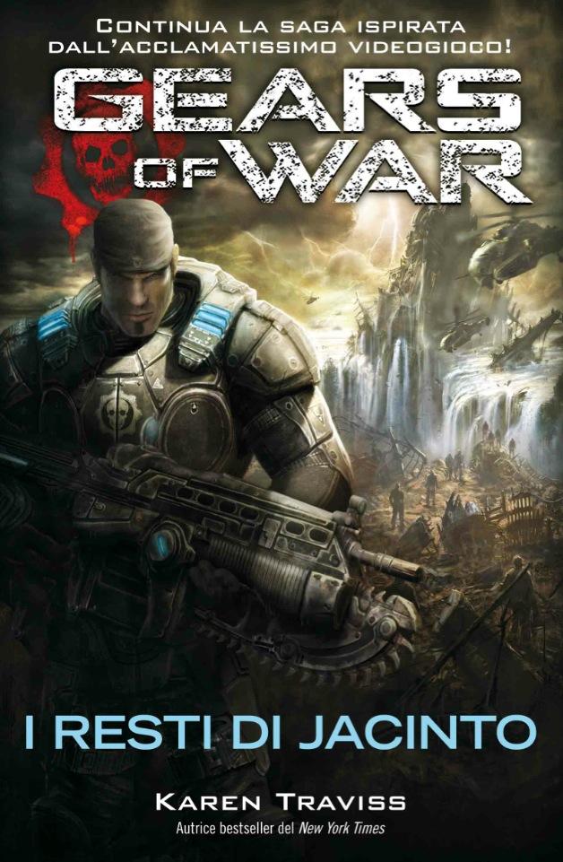 Multiplayer.it pubblica il nuovo romanzo Gears of War: I Resti di Jacinto