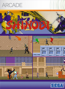 Shinobi per Xbox 360