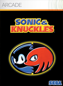Sonic & Knuckles per Xbox 360