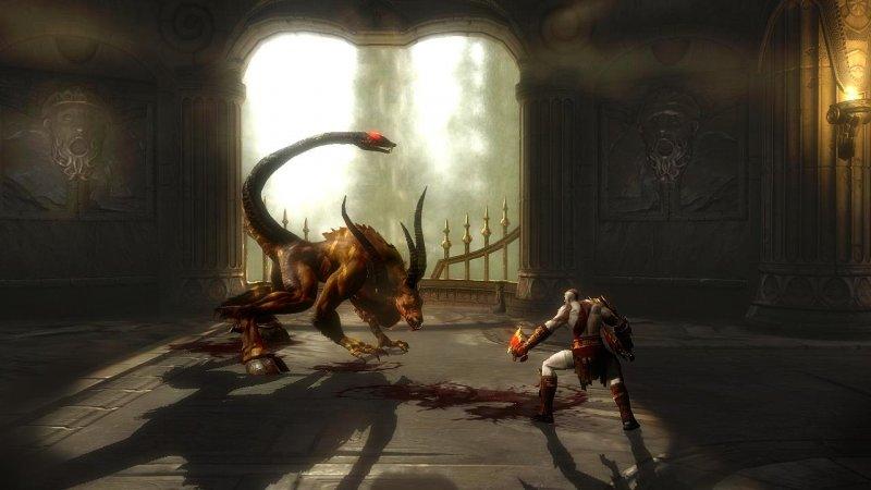 God of War III è completo