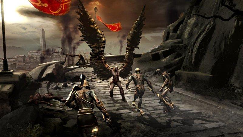 Il primo voto di God of War III è un 9
