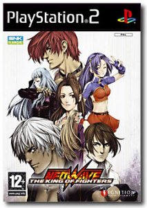 The King of Fighters: Neowave per PlayStation 2