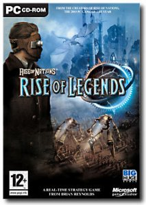 Rise of Nations: Rise of Legends per PC Windows