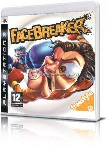 FaceBreaker per PlayStation 3