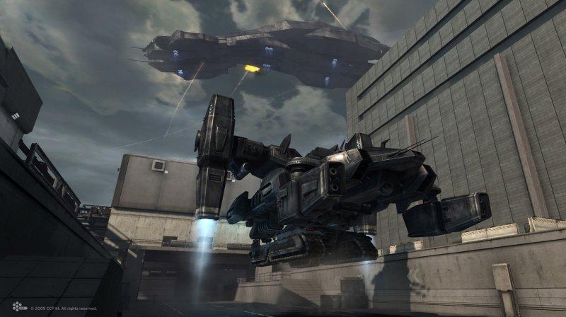 E3 2011 - DUST 514, i motivi dell'esclusiva PS3