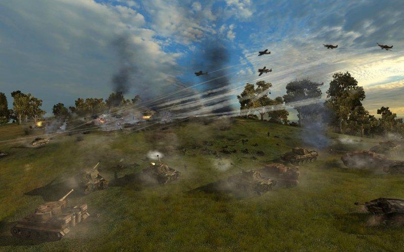 Order of War e Rise of Prussia disponibili in demo
