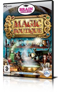 Brain College: Magic Boutique per PC Windows