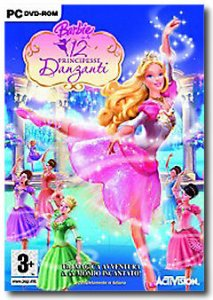 Barbie in Le 12 Principesse Danzanti per PC Windows