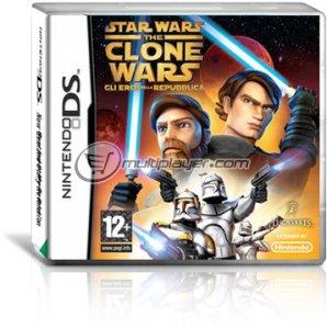 Star Wars: The Clone Wars - Gli Eroi Della Repubblica per Nintendo DS