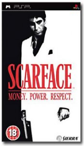 Scarface: Power. Money. Respect. per PlayStation Portable
