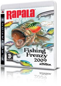 Rapala Fishing Frenzy 2009 per PlayStation 3
