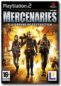 Mercenari: Pagati per Distruggere per PlayStation 2