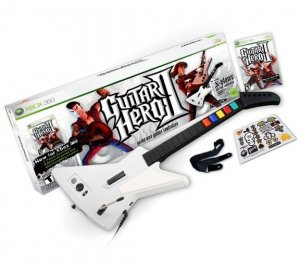 Guitar Hero II per Xbox 360