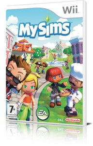 MySims per Nintendo Wii