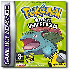 Pokémon Verde Foglia per Game Boy Advance