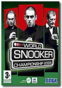 World Championship Snooker 2005 per PC Windows