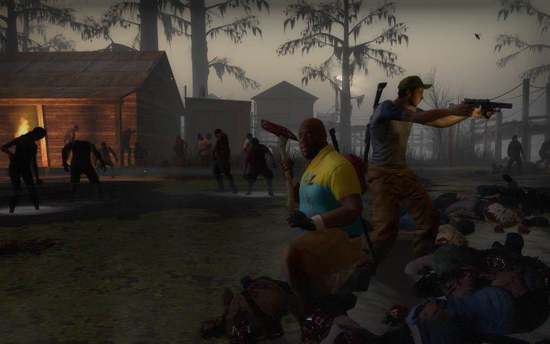 Zombie attack, atto secondo
