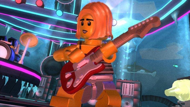 Lego Rock Band a novembre