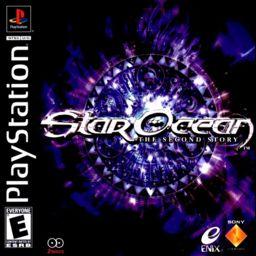 Star Ocean: Second Story per PlayStation