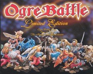 Ogre Battle per PlayStation