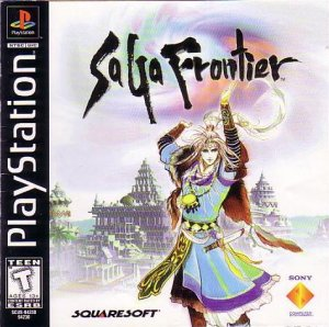 SaGa Frontier per PlayStation